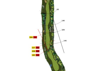 Hull 2 (Par 5, Indeks 1)