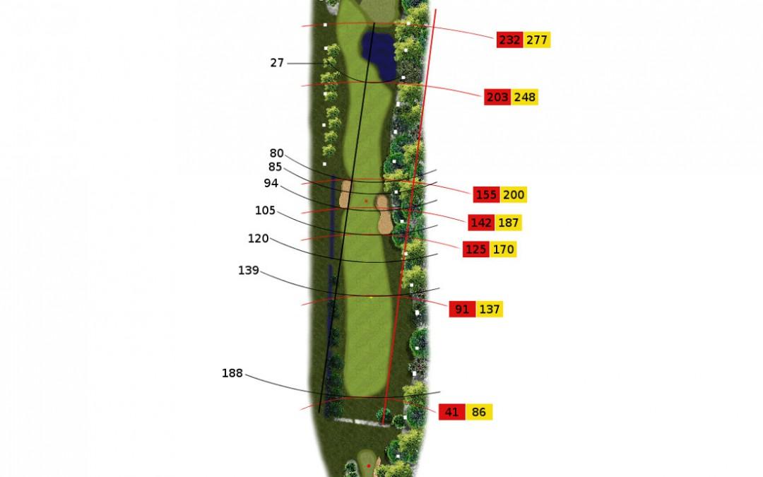 Hull 3 (Par 4, Indeks 12)